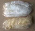 Finnsheep fleece