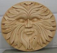 Carved sun
